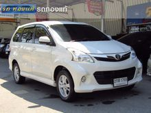 2014 Toyota Avanza (ปี 12-16) S 1.5 AT Hatchback