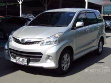2012 Toyota Avanza (ปี 12-16) S 1.5 AT Hatchback