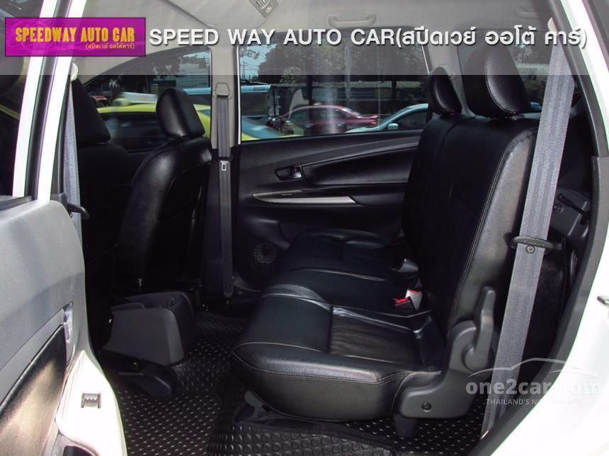 2013 Toyota Avanza S Hatchback