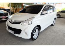 2012 Toyota Avanza (ปี 12-16) S 1.5 AT Hatchback