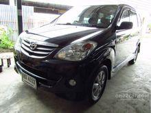 2010 Toyota Avanza (ปี 04-11) S 1.5 AT Hatchback