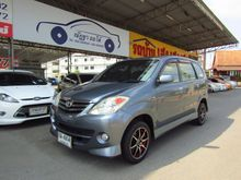 2011 Toyota Avanza (ปี 04-11) S 1.5 AT Hatchback