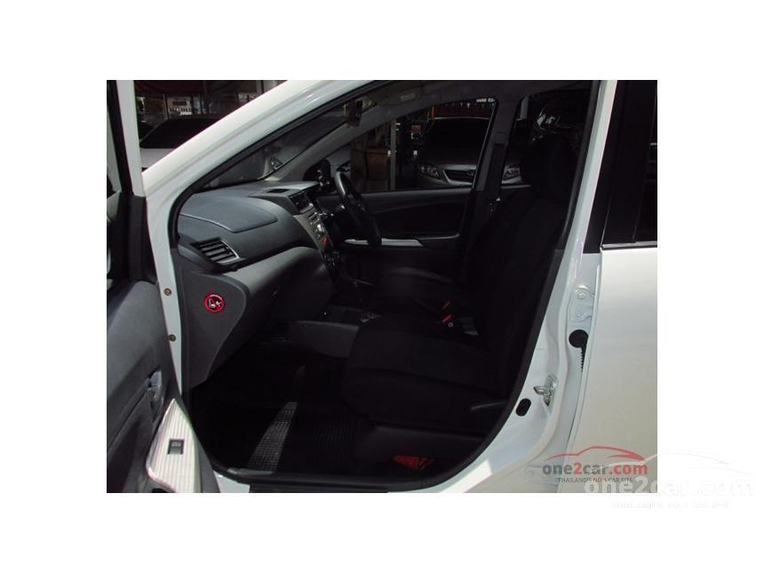 2012 Toyota Avanza S Hatchback