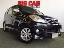 2010 Toyota Avanza (ปี 04-11) S 1.5 AT Hatchback
