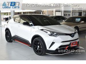 2019 Toyota C-HR 1.8 (ปี 17-21) HV Hi SUV