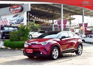 2018 Toyota C-HR 1.8 (ปี 17-21) HV Hi SUV AT