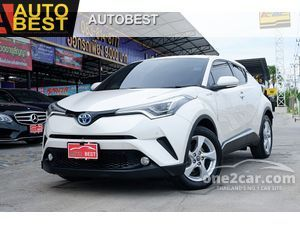 2019 Toyota C-HR 1.8 (ปี 17-21) HV Mid SUV