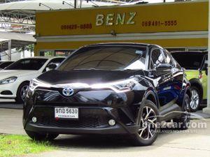 2019 Toyota C-HR 1.8 (ปี 17-21) HV Mid SUV AT
