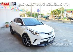 2019 Toyota C-HR 1.8 (ปี 17-21) Mid SUV AT