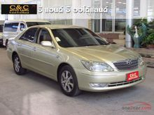 2004 Toyota Camry (ปี 02-06) E 2.0 AT Sedan