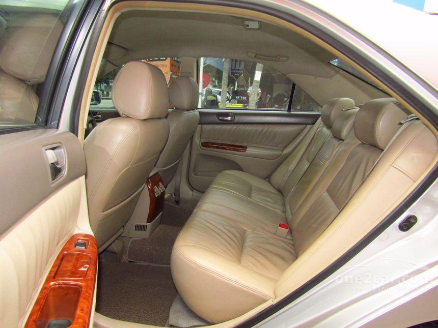 2005 Toyota Camry E Sedan