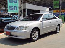 2005 Toyota Camry (ปี 02-06) E 2.0 AT Sedan