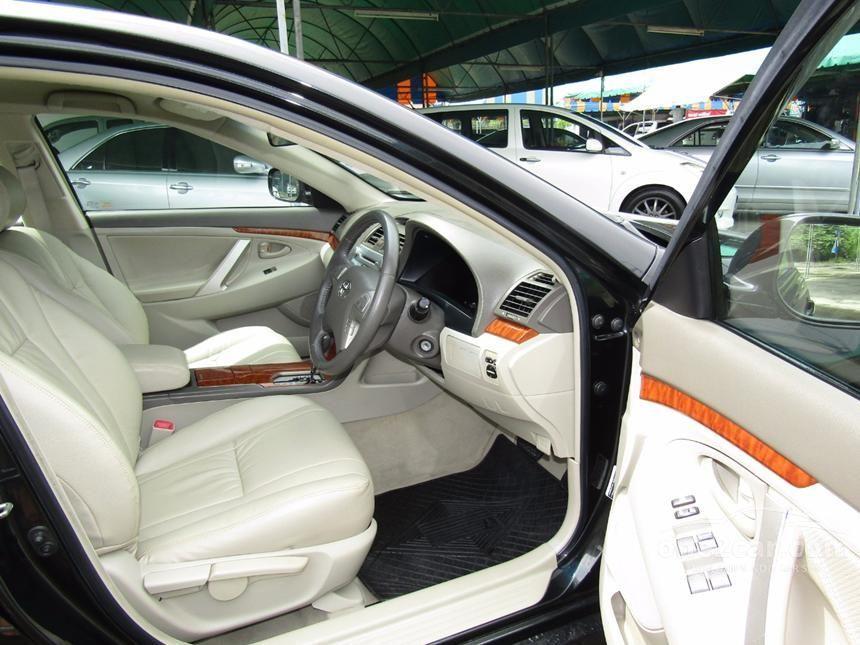 2007 Toyota Camry E Sedan