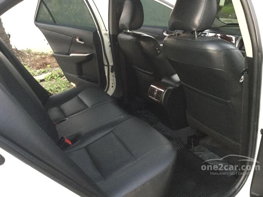 2015 Toyota Camry G EXTREMO Sedan