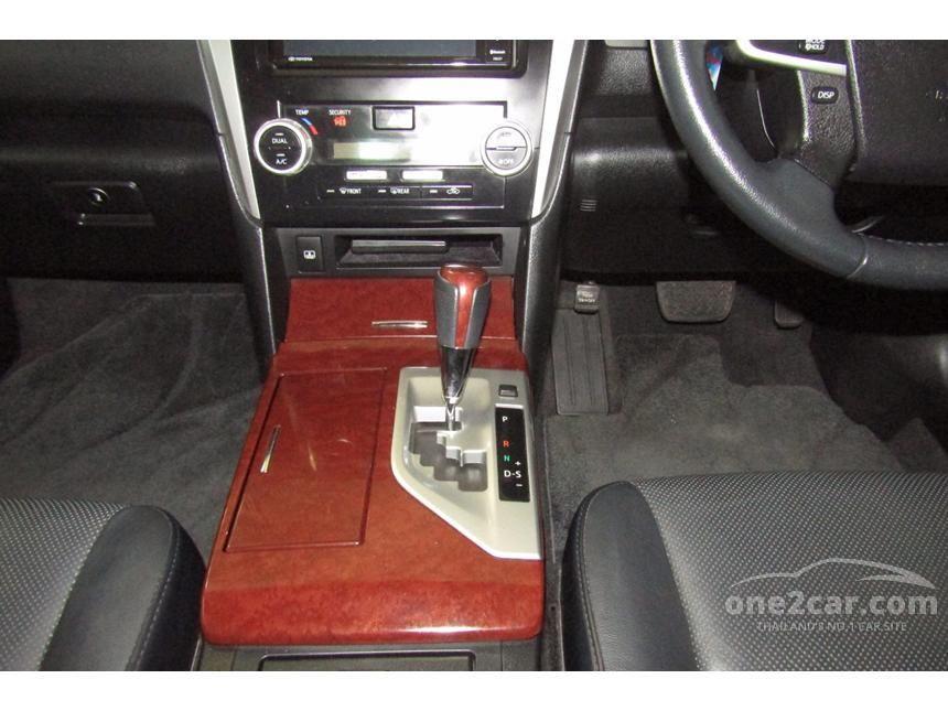 2013 Toyota Camry G EXTREMO Sedan