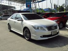 2013 Toyota Camry (ปี 12-16) G EXTREMO 2.0 AT Sedan
