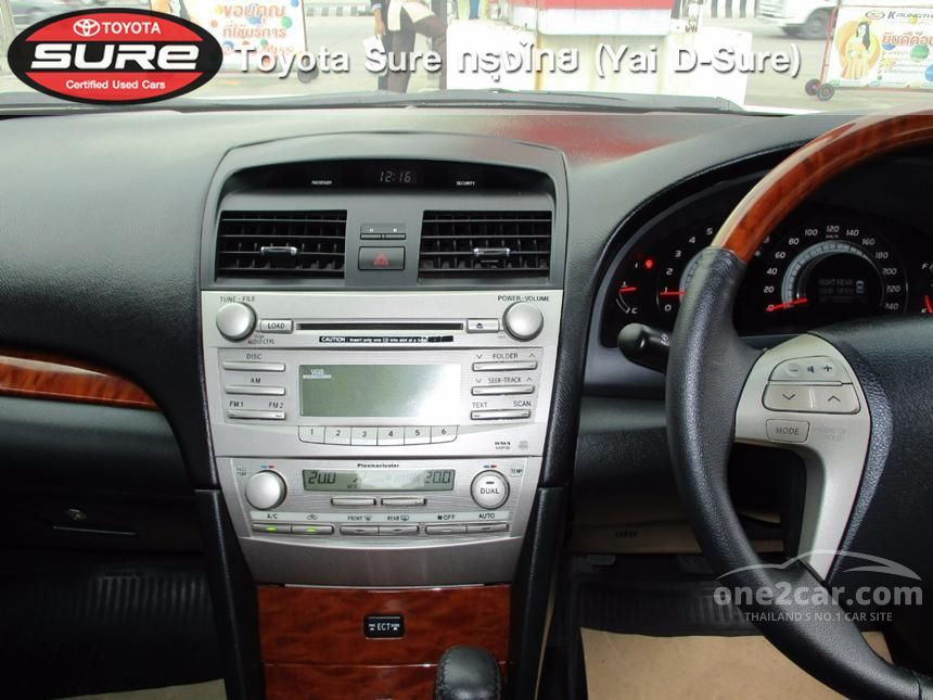 2009 Toyota Camry G EXTREMO Sedan