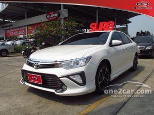 2016 Toyota Camry 2.0 (ปี 12-16) G Extremo Sedan AT