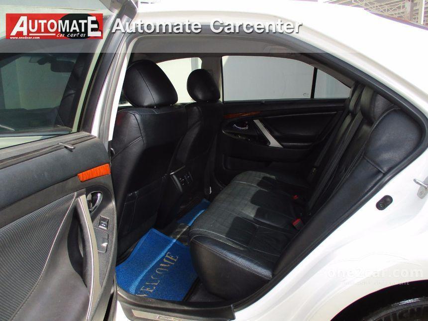 2010 Toyota Camry G EXTREMO Sedan