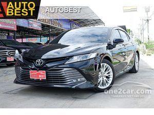 2021 Toyota Camry 2.5 (ปี 18-24) G Sedan