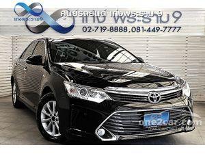 2015 Toyota Camry 2.0 (ปี 12-16) G Sedan