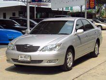 2002 Toyota Camry (ปี 02-06) G 2.4 AT Sedan