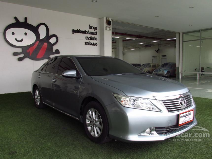 2013 Toyota Camry G Sedan