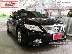 2014 Toyota Camry 2.0 (ปี 12-16) G Sedan AT