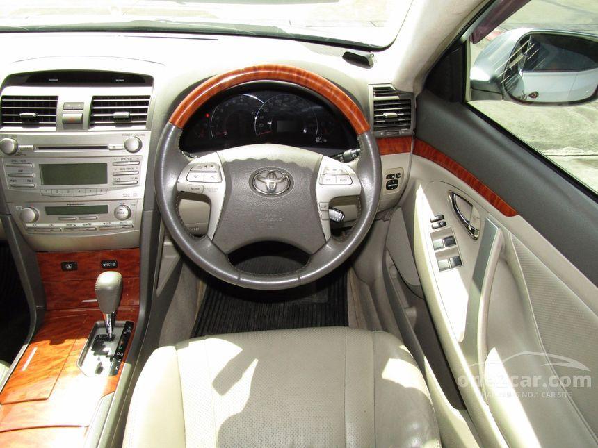 2009 Toyota Camry G Sedan