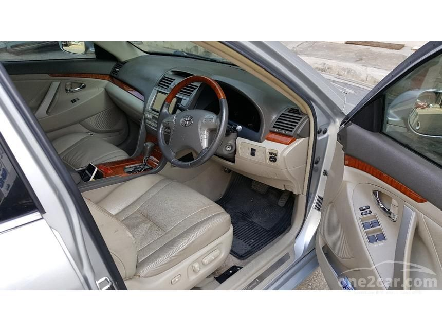2008 Toyota Camry G Sedan