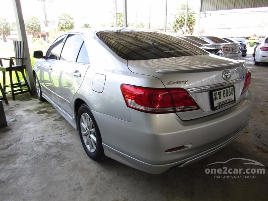 2011 Toyota Camry G Sedan