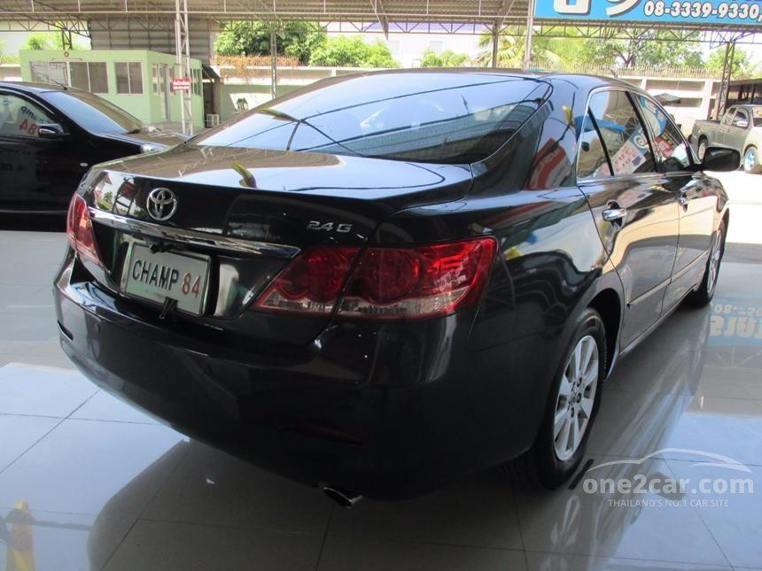 2006 Toyota Camry G Sedan
