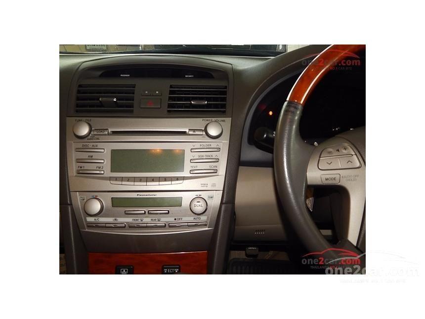 2012 Toyota Camry G Sedan