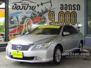 2012 Toyota Camry 2.0 (ปี 12-16) G Sedan AT