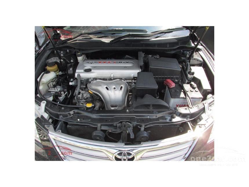 2007 Toyota Camry G Sedan