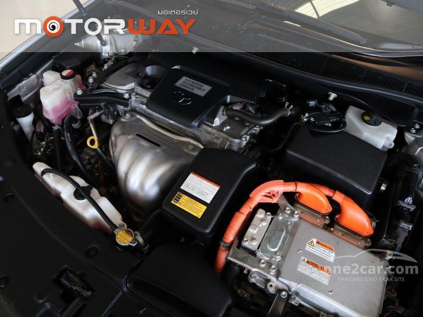 2015 Toyota Camry Hybrid Sedan