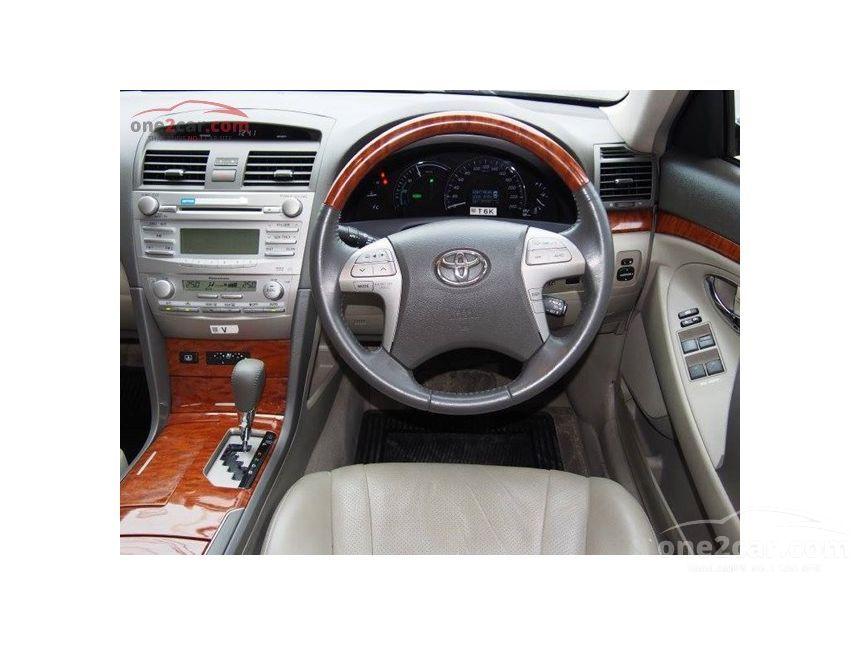 2009 Toyota Camry Hybrid Sedan
