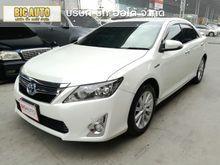 2013 Toyota Camry (ปี 12-16) Hybrid 2.5 AT Sedan