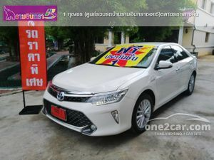 2015 Toyota Camry 2.5 (ปี 12-16) Hybrid Sedan AT