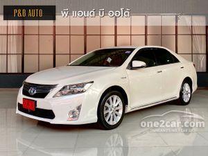 2013 Toyota Camry 2.5 (ปี 12-16) Hybrid Sedan AT