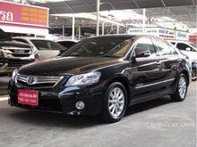 2012 Toyota Camry (ปี 06-12) Hybrid 2.4 AT Sedan