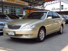 2002 Toyota Camry (ปี 02-06) Q 2.4 AT Sedan