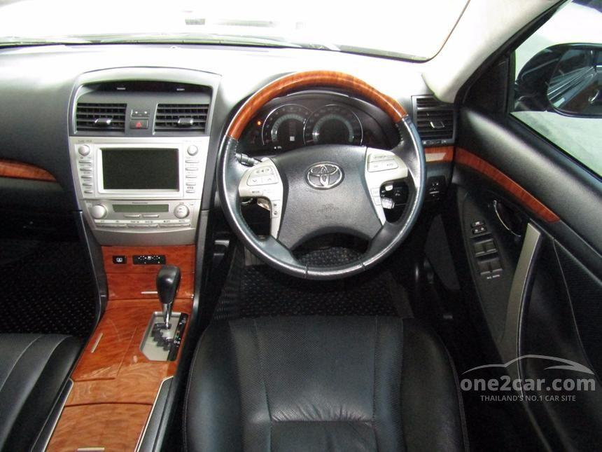 2008 Toyota Camry Q Sedan