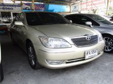 2004 Toyota Camry (ปี 02-06) Q 2.4 AT Sedan