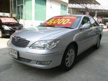 2003 Toyota Camry (ปี 02-06) Q 2.4 AT Sedan