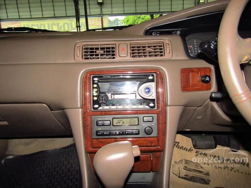 2001 Toyota Camry SEG Sedan