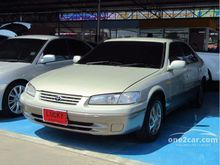 2000 Toyota Camry โฉมไฟท้ายยาว (ปี 98-00) SEG 2.2 AT Sedan
