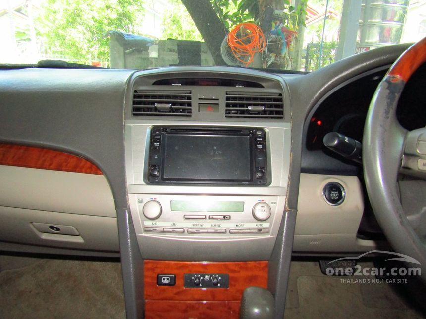 2007 Toyota Camry V Sedan