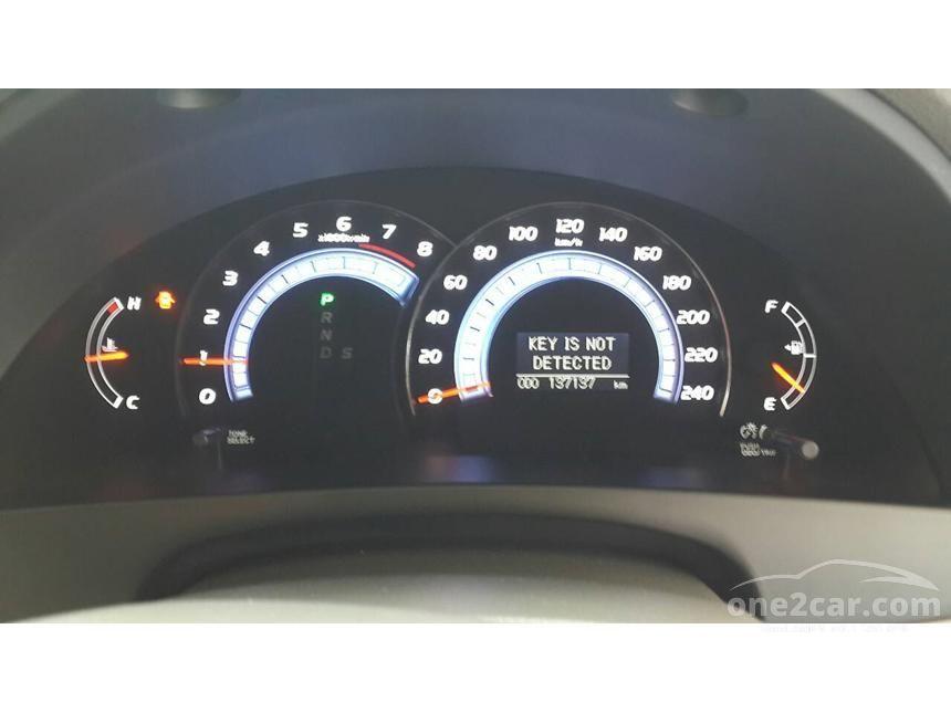 2006 Toyota Camry V Sedan