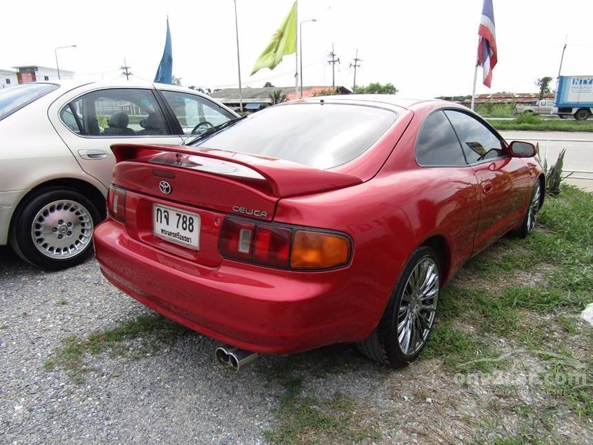 1994 Toyota Celica Coupe